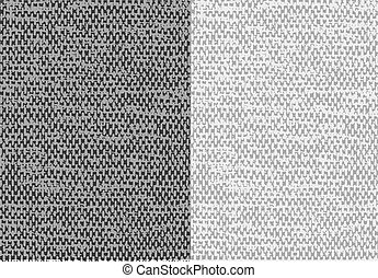 摘要, 帆布, textured, 亞麻布, vector., 織品, 背景。