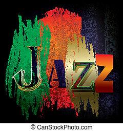 摘要, 爵士樂, 背景