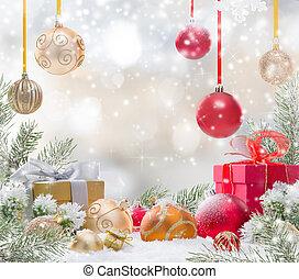 摘要, 聖誕節, 背景