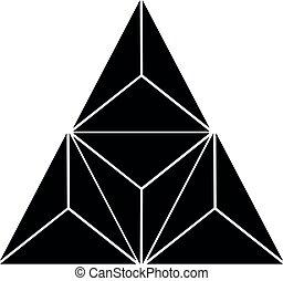 摘要, 背景, 三角形