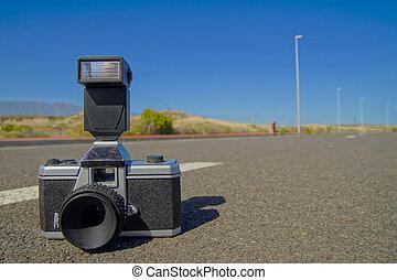 攝影, 概念, 街道
