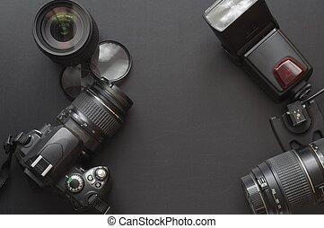攝影, 照像機