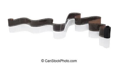攝影, 白色, 電影