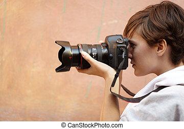 攝影, 街道