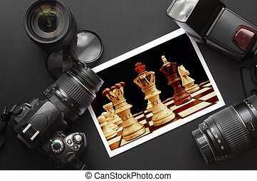 攝影, 設備