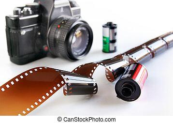 攝影, 齒輪