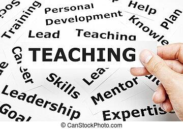 教學, 概念