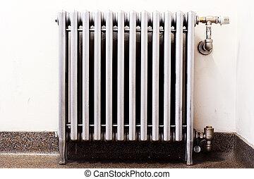 散熱器, 人物面部影像逼真, 老新, 恆溫器