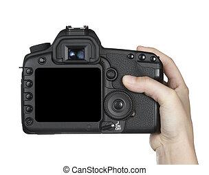 數字照片, 照像機, 電子學