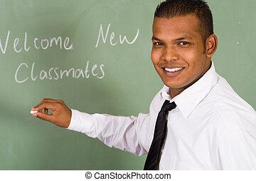 數學, 教學, 老師