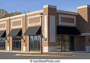 新, commercial-retail-office, 建築物