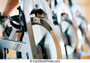 旋轉, 自行車, 體操