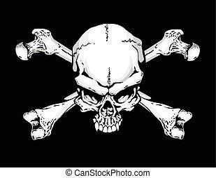旗, 海盜