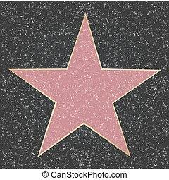 星, 名聲, 步行