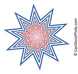 星, 美國人, 設計, 慶祝
