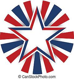 星, 美國, 慶祝