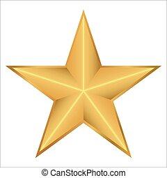 星, 黃金