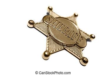 星, sheriff's