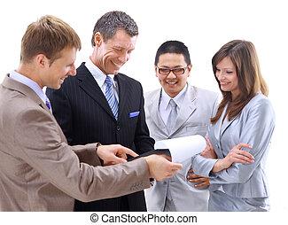會議, 組, 或者, 商業組