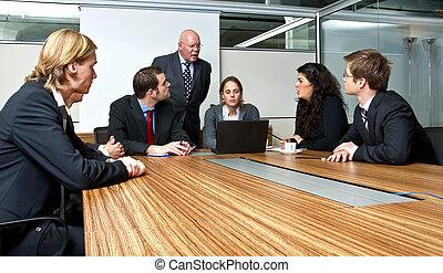 會議, 辦公室