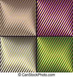 有條紋, 矢量, 背景, 斜紋織物, 彙整