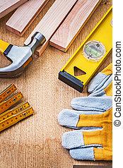 木制, 建築集合, 工具, 板