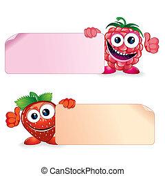 木莓, srawberry