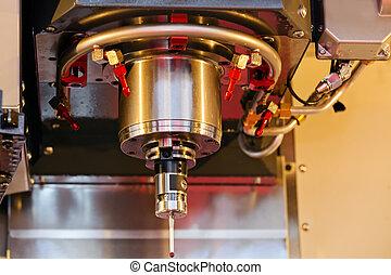 机器頭, 切, 激光, 細節