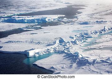 桿, 2016, 北方, 冰