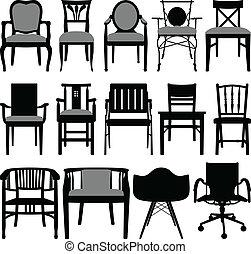 椅子, 設計