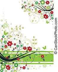 植物, 摘要, 背景