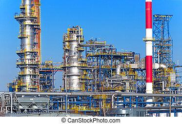 植物, 油, 气体
