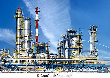 植物, 石油化學產品