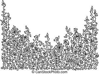 植物, 精煉, viii, vignette