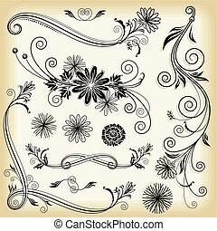 植物, 裝飾的要素