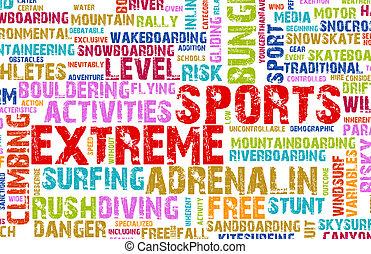 極端體育運動