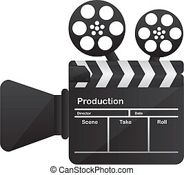 概念性, 照相機 影片, 電影院