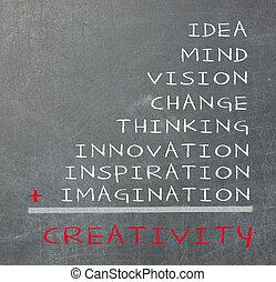 概念, 創造性