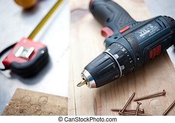 概念, 工具, diy