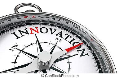 概念, 革新, 指南針
