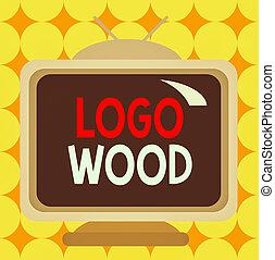 標識語, 公司, 卡通, 長方形, 概念性, 寫, wall., 寫上, 正文, 被給上色, 設計, wood., 不真實, 顯示, 廣場, 相片, 事務, 木頭, 可認識, 手, 符號, 或者