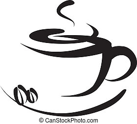 標識語, 咖啡
