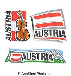 標識語, 奧地利, 矢量