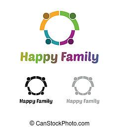 標識語, 家庭, 愉快