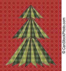 樹, scrapbooking, 聖誕節, 6