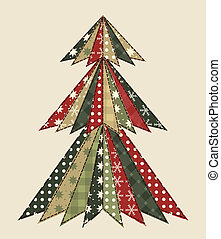 樹3, scrapbooking, 聖誕節