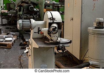 機器, 工廠, 工業
