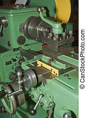 機器, 工業