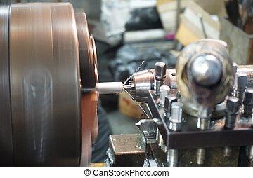 機器, 過程, 銑軋