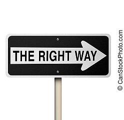 權利, -, 被隔离, 簽署, 方式, 路